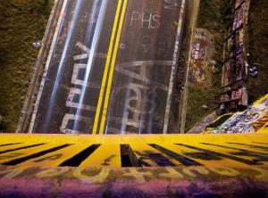 Graffiti Bridge Above