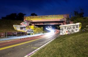 Garffiti Bridge 2010