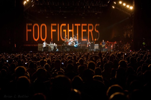 Foo Fighters at DeLuna Fest