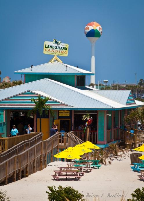 LandSharkLanding, Pensacola Beach - (Image by Brian L Butler)